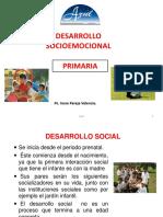 3. Desarrollo Socioemocional