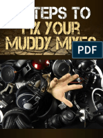 6 Steps to Fix Your Muddy Mixes