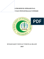 Haldep & Daftar Isi Standar Prosedur Operasional