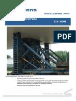 Brochure CS 250 V.11.10.11