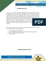 Evidencia 9 InformeFinal SPSS Desarrollo actividad 6.doc