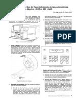Instrucciones Para El Uso Del Espectrofotometro de Absorcion Atomica Perkin Elmer Modelo AAnalyst 100