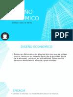 Diseño economico