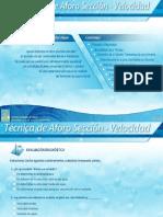 3.3_AFORO_SECCION-VELOCIDAD_ITSON_2016