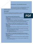 mission and vision statements for dr