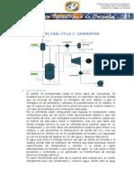 Oxifuel Coal Cycle 1