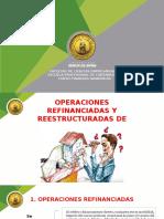 Refinanciamiento y Restructuracion