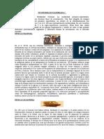 Economia Ecuatoriana y El Buen Vivir