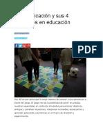 La Gamificación y Sus 4 Beneficios en Educación