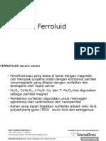 Ferroluid