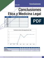Etica y Medicina Legal