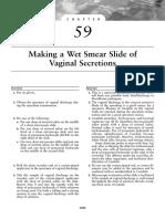 Varney - Wet Smear Slide