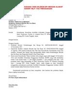 Draft Surat Permohonan Penerbitan Sertifikat SKPI Hexindo Revisi