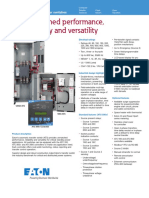 1600A Contactor-Based ATS Leaflet