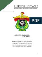 Modul 3 Audit Siklus Pengeluaran Pengujian Pengendalian