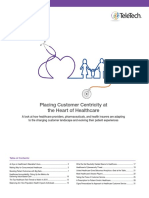 White Paper Placing Customer Centricity Heart Healthcare