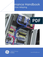 Multilin protection relay Maintenance Guide
