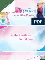 Disney Princess Walmart Sales Pitch