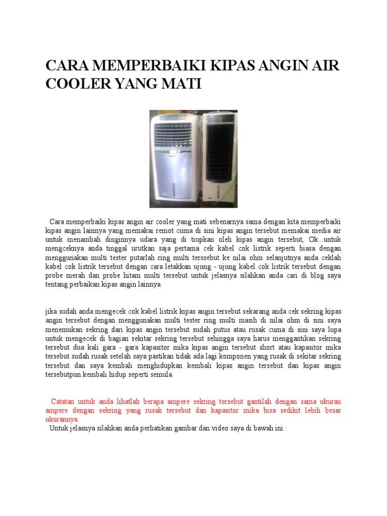 Cara memperbaiki kipas angin air cooler yang mati 1536644945v1 asfbconference2016 Images