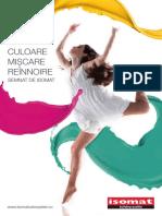 Brochure 2016 Isomat