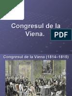 Congresul de la Viena.ppt