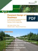 Pavement Design of Unpaved Roadways.pdf