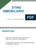 Fundamentos Del Marketing y La Construccion