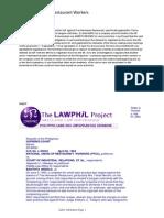 Labor Arbitration (From Procedure to Conciliation