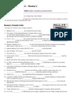 Englisch Test - Grammatik Zeiten Mix1