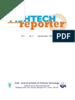 Fish tech reporter
