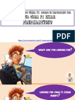 Cima F1 Questions Answers PDF -Test Engine with 100% passing guarantee.