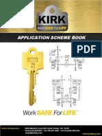 Kirk Key Scheme Book