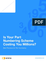 eBook is Your Part Numbering Scheme Costing You Millions
