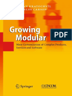 Milan Kratochvil, Charles Carson-Growing Modular_ Mass Customization of Complex Products, Services and Software (2005)