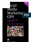 Social Media Marketing GPS