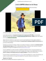 Periodista Egresada de La UNPRG Falleció en La Oroya _ Noticias Del Perú _ LaRepublica