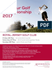ashburton amateur golf poster a3 2017