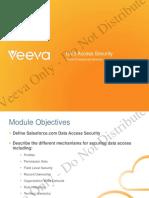 Module 03 - Data Access Security