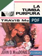 La Tumba Purpura - John D MacDonald