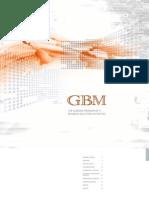 GBM Corporate Brochure