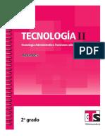 Tecnología II Funciones Administrativas