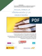 Manual Para La Informacion y Orientacion Estudios Comercio