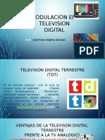 Modulacion en La Television y coberura en Bolivia