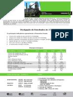 Press-release referente ao 1T17