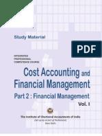 Financial Management Volume – I