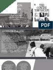 Seminário Referencial Teórico - GORDON CULLEN - Paisagem Urbana