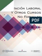 Paraguay. Boletin de Educacion No Formal 2014