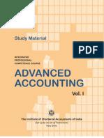Advanced Accounting Vol. I
