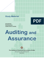 Auditing & Assurance VOL. I