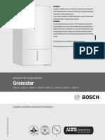 6720818060 Greenstar Installation & Service Instructions en 02.2017 US